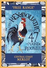 Rex Goliath Merlot 750ml - Case of 12